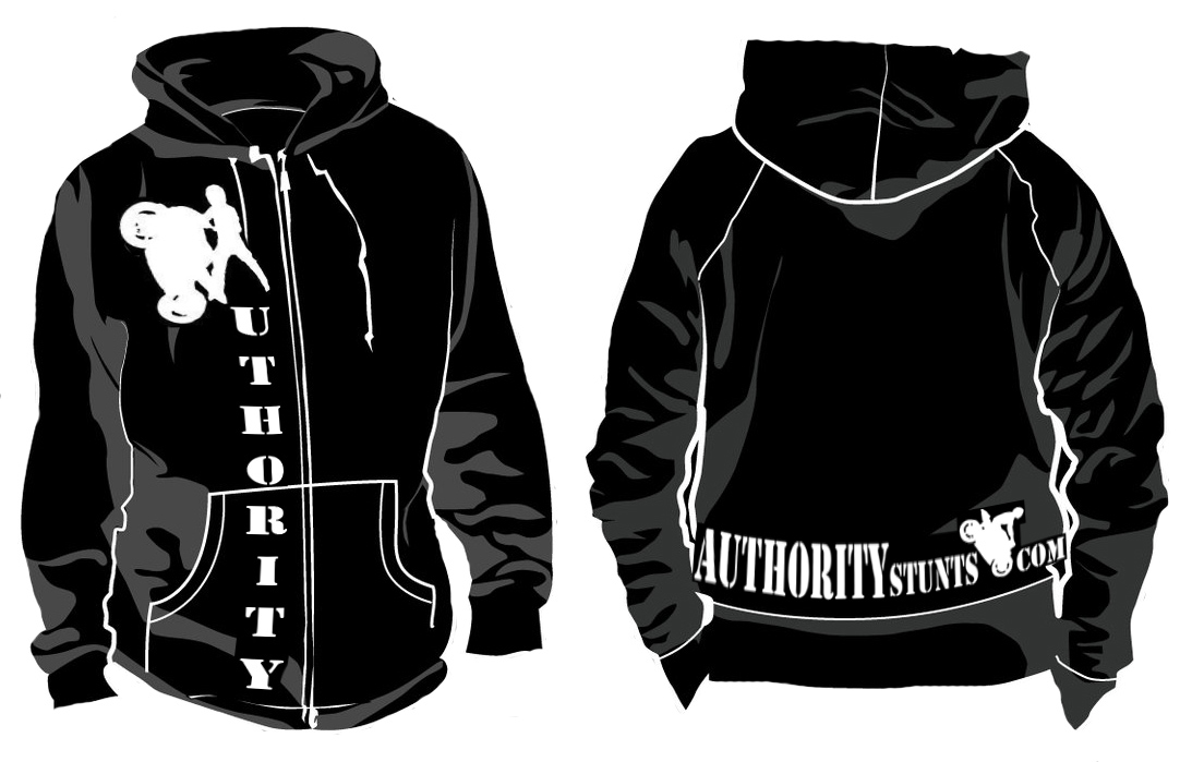 Authority Sweat Shirts  Authority Stunts pQlEp94l